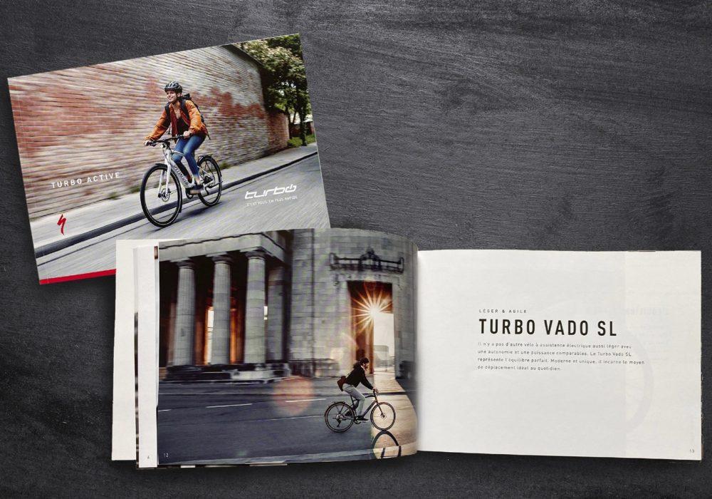 catalogue TURBO SPECIALIZED
