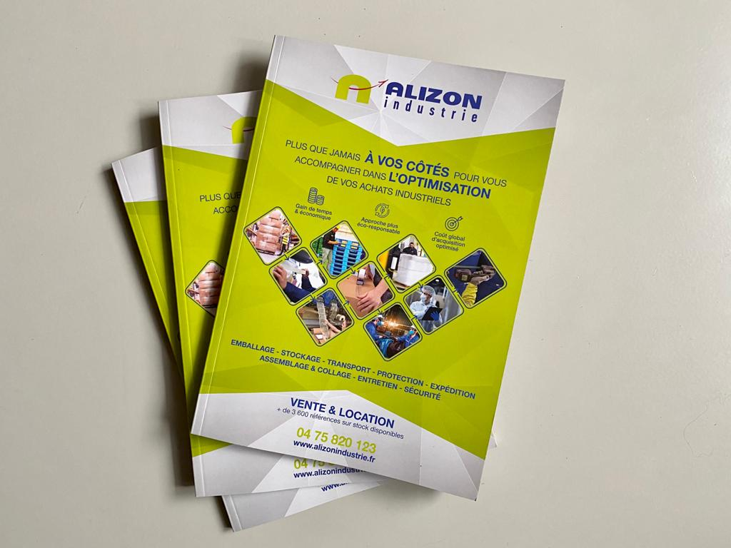 CATALOGUE ALIZON INDUSTRIE 2021