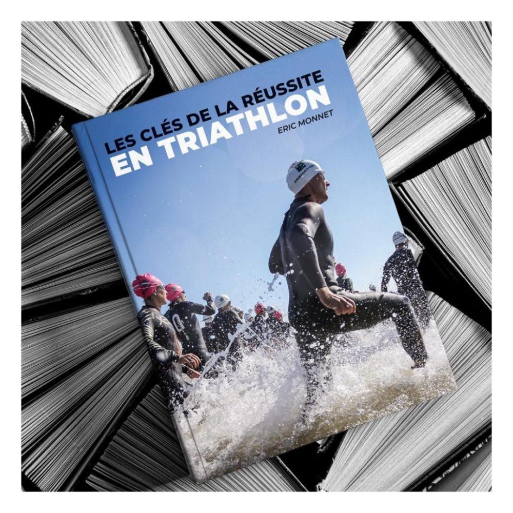 couverture livre de triathlon